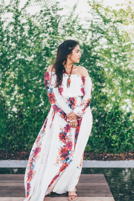 Bardot Maxi Dress at UTC