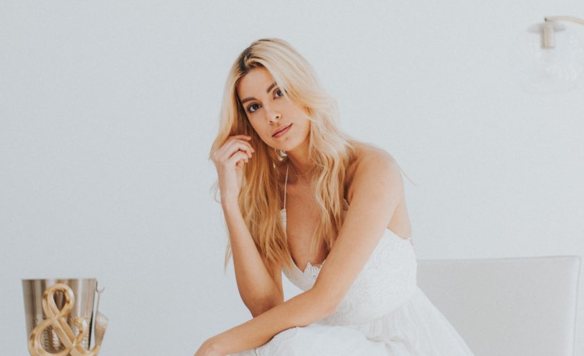 Aylen for a&bé bridal shop miami