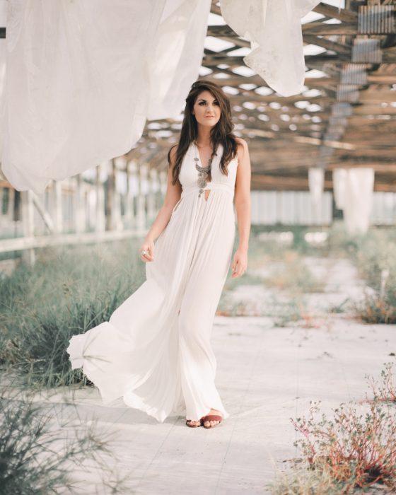 Kelsey Bridal Shoot medium format film