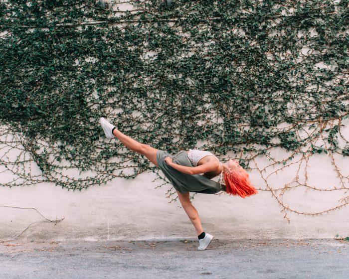 Nia Ramirez Dancer Portraits