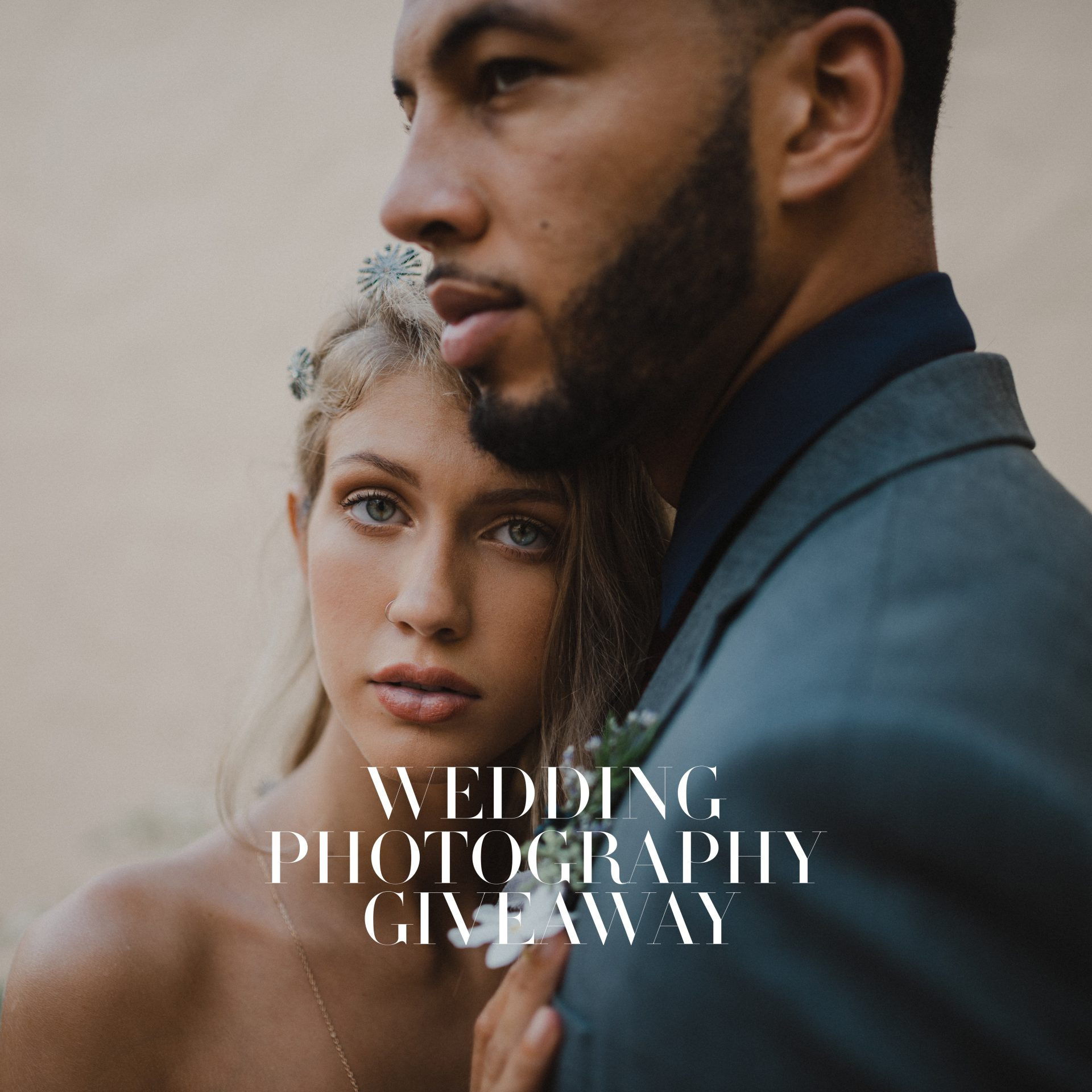 Wedding Photography Giveaway